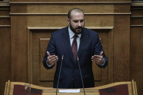 Σε άλλη ευρωπαϊκή χώρα ο Γεωργιάδης δεν θα είχε σταθεί ως υπουργός, δηλώνει ο Τζανακόπουλος