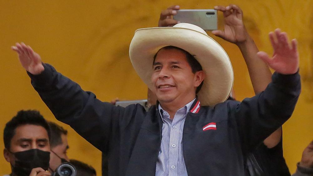 Ανακοίνωσε επίσημα τη νίκη του στο Περού ο Πέδρο Καστίγιο - The Press  Project - Ειδήσεις, Αναλύσεις, Ραδιόφωνο, Τηλεόραση